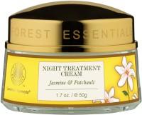Forest Essentials Night Treatment Cream Jasmine & Patchouli