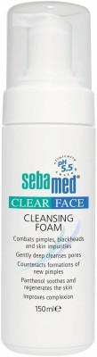 Sebamed Face Washes Sebamed Clear Face Foam Face Wash