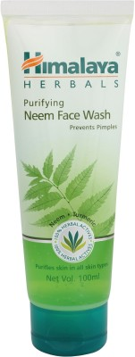 Buy Himalaya Purifying Neem Face Wash: Face Wash