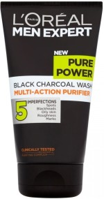 L 'Oreal Paris Face Washes L 'Oreal Paris Men Expert Pure Power Daily Charcoal Face Wash