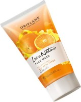 Oriflame Sweden LOVE NATURE ORANGE Face Wash (50 Ml)