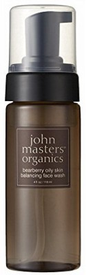 John Masters Organics Face Washes John Masters Organics Face Wash For Oily Skin Balancing Bearberry Face Wash