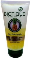 Biotique Bio Pineapple Oil Balancing  Face Wash (100 Ml)