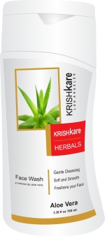 Krishkare Face Washes Krishkare Aloevera Face Wash
