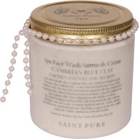 Saint Pure Cambrian Blue Clay PH Balance Earthen Spa ( Savon De Cream) Face Wash (250 G)
