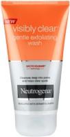 Neutrogena Visibly Clear Gentle Exfoliating Wash Face Wash (150 Ml)