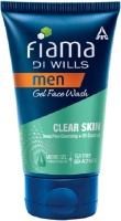 Fiama Di Wills Men Clear Skin Gel Face Wash (100 Ml)
