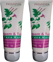 Patanjali Neem Tulsi Face Wash (120 G)