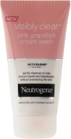 Neutrogena Visibly Clear Pink Grapefruit Cream Face Wash (150 Ml)