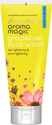 Aromamagic Grape Fruit Face Wash - 100 Ml