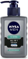 Nivea En Oil Control All In One Face Wash (65 Ml)