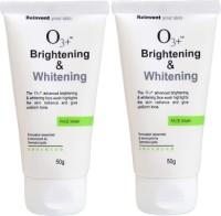 O3+ Brightening & Whitening  Face Wash (100 G)