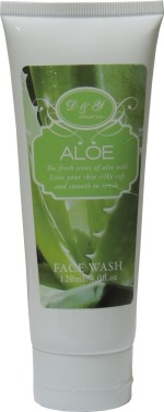 D & Y Face Washes D & Y Aloe Face Wash
