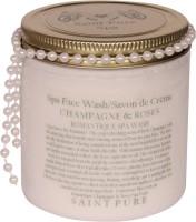 Saint Pure Champagne & Roses Beauty & Spa (Savon De Cream) Face Wash (250 G)