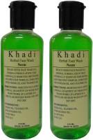 Khadi Herbal Neem ( Twin ) Face Wash (420 Ml)