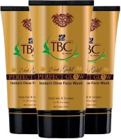 TBC By Nature 24 Ct Gold Perfect Glow Instant  Face Wash (300 Ml)