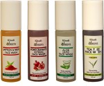 Abeers Face Washes Abeers Khadi Aloe Pomegranete Tea Tree and Saffron Neem Face Wash