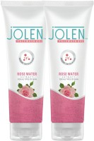 Jolen Rose Water Face Wash (300 Ml)