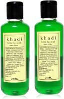 Khadi Herbal Neem & Tulsi Face Wash (420 G)