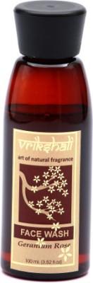 Vrikshali Face Washes Vrikshali Geranium Rose Face Wash