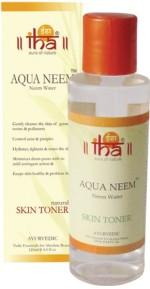 Iha Toners Iha Ayurvedic Aqua Neem Skin Toner Premium Natural