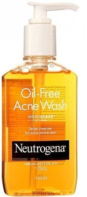 Buy Neutrogena Oil Free Acne Face Wash: Face Wash