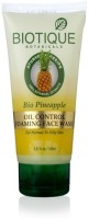 Biotique Bio Pineapple Oil Control Foaming Face Wash (150 Ml)