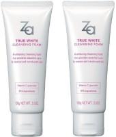 Za True White Cleansing Foam (Pack Of 2) Face Wash (200 G)