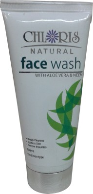 Chloris Face Washes Chloris Natural Neem and Alovera Face Wash