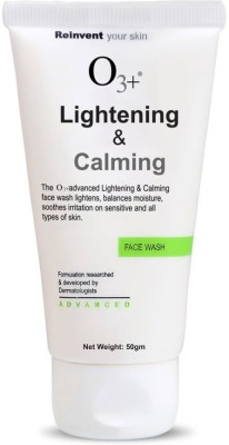 O3+ Body and Skin Care O3+ Lightening & Calming Face Wash