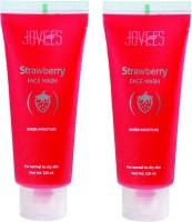 Jovees Herbal Strawbery Face Wash (240 Ml)