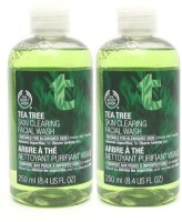The Body Shop Tea Tree Skin Clearing Facial Wash Face Wash (500 Ml)