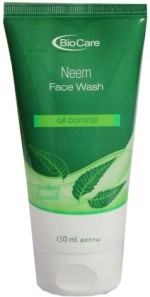Biocare Face Washes Biocare Neem Face Wash