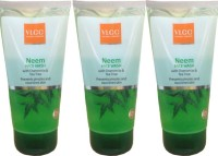 VLCC Neem With Chamomile & Tea Tree Face Wash Pack Of 3 Face Wash (450 Ml)