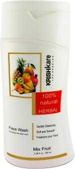 Krishkare Face Washes Krishkare Mix Fruit Face Wash