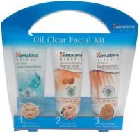Himalaya Herbals Oil Clear Facial Kit 150 Ml (Set Of 3)