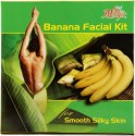 Nature's Essence Banana Facial Kit - Set of 4