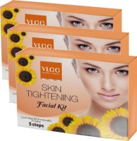 VLCC VLCC Skin Tightening Facial Kit Pack Of 3 75 G (Set Of 3)