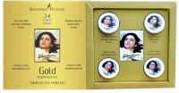 Shahnaz Husain Gold Radiance Timeless Youth Kit 40 G (Set Of 4)