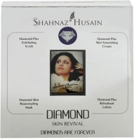 Shahnaz Hussain Revival Facial Kit 40 (Set Of 4)