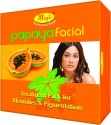 Nature's Essence Papaya Facial Kit 425 g - Set of 4
