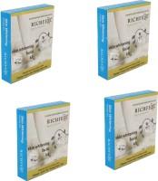 Richfeel Skin Whitening Facial Kit 5*6 Gms (Pack Of 4) 120 G (Set Of 1)