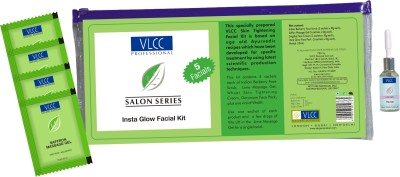 Buy VLCC Insta Glow Facial Kit: Facial Kit