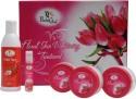 Herbal Glow Floral Skin Whitening Kit 260 g - Set of 5