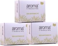 Aroma Treasures Skin Whitening Kit (single Time Use) 30g (Pack Of 3) 90 G (Set Of 1)