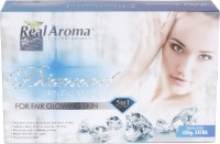 Real Aroma Fair Glowing Facial Kit 740 G (Set Of 5)