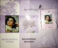 Shahnaz Husain Professional Power Skin Whitening Treatment 40 G (Set Of 7)