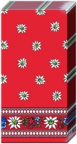 Ideal Home Range Facial Tissues Ideal Home Range Edelweiss Red