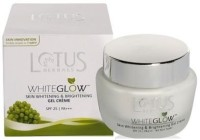 Lotus Herbals Whiteglow Skin Whitening And Brightening Gel Cream SPF-25, (40 G)