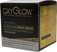Oxyglow Golden Glow Nourishing Night Cream (50 G)